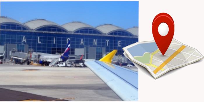 Desde Aeropuerto Alicante (ALC) con destino: • Pinar de Campoverde