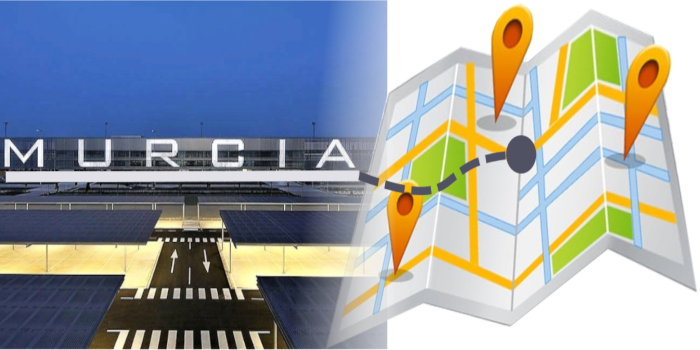 Desde Aeropuerto Murcia (RMU). con destino: -Mil Palmeras. -El Mojón. -Torre de la Horadada. -Pilar…
